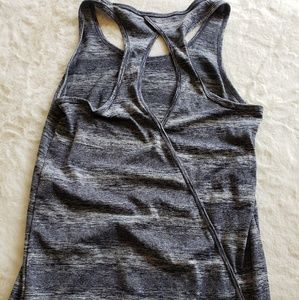 Tops - Open back work out top